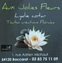 AUX JOLIES FLEURS