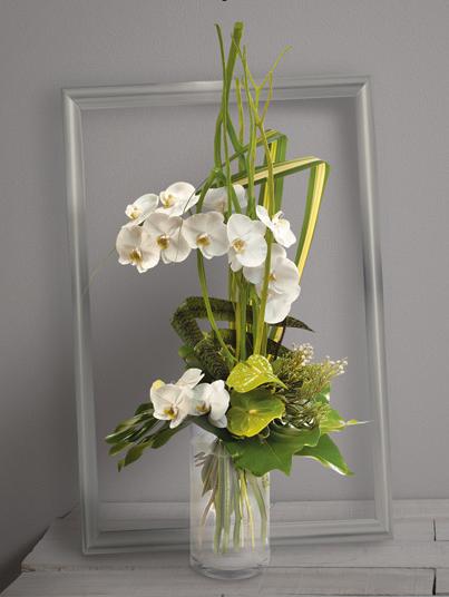 Paloma - Bouquets exotiques - Fleurs Vetter... Votre fleuriste à Thann - Voir en grand