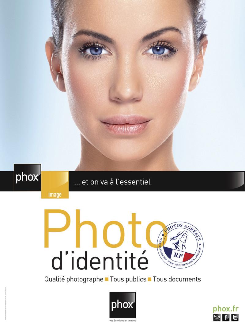 Photo d identité - SERVICE PHOTO - PHOX - Voir en grand