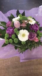 Bouquet saisonnier - Compositions classiques - FLEURTEZ - Voir en grand