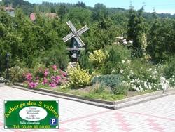Spécialités maison à l'Auberge des Trois Vallées à Hirsingue - Le restaurant - AUBERGE DES TROIS VALLEES - Voir en grand