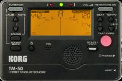 ACCORDEUR+METRONOME TM-50 KORG - AMPLI - MUSIC 2000 SAINT-LOUIS 03.89.67.12.20 - Voir en grand
