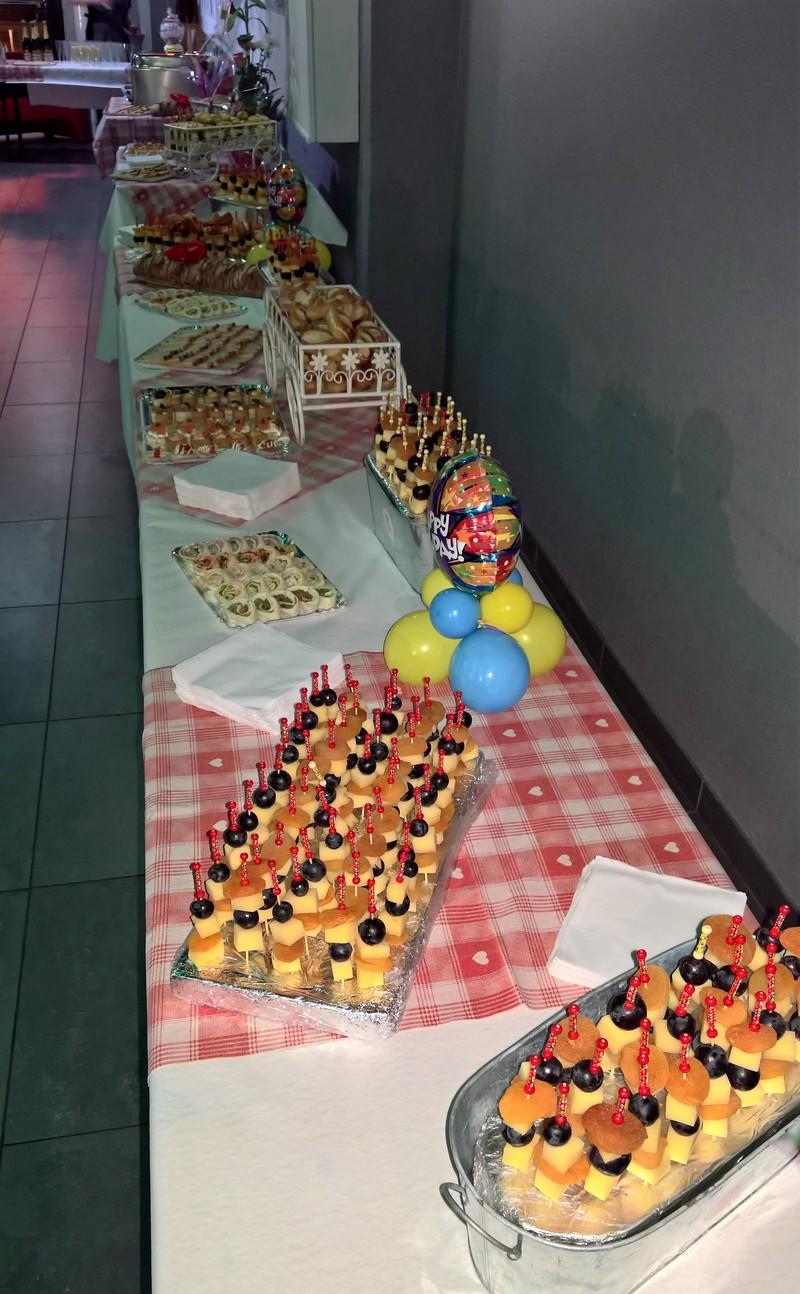 Boucherie WITTMANN BRANd buffet apéritifs - Voir en grand