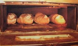 Notre pain fait maison à l'Auberge du Tisserand -  - AUBERGE DU TISSERAND - Voir en grand