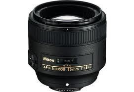 NIKON AFS 85 mm f/1.8 G - OBJECTIF NIKON - PHOX - Voir en grand