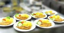 Menu du jour dans votre restaurant à Hirsingue -  - AUBERGE DES TROIS VALLEES - Voir en grand
