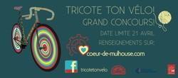 """tricote ton vélo -  - """"Coeur de Mulhouse"""" L'Association des Commerçants du coeur de Mulhouse - Voir en grand"""