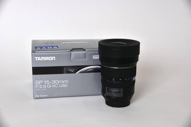 TAMRON SP 15-30 mm F 2.8 - OBJECTIF TAMRON - PHOX - Voir en grand