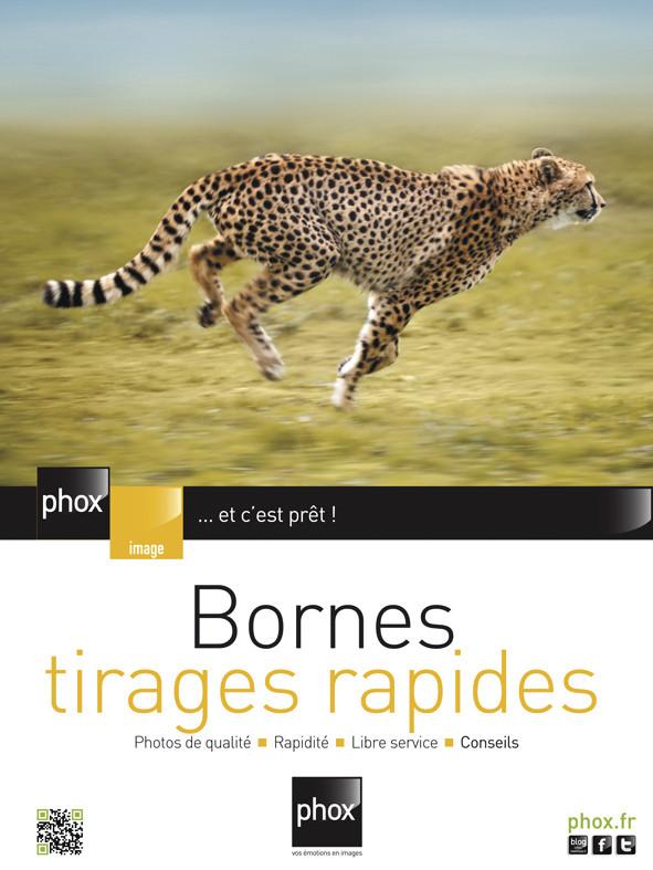Tirages express - SERVICE PHOTO - PHOX - Voir en grand