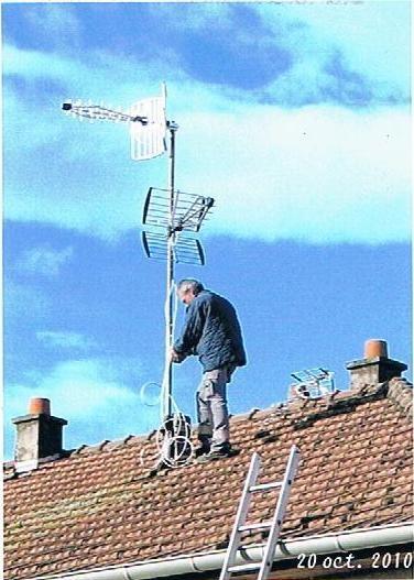 Les antennes -  - MEDIA CONFORT - Voir en grand