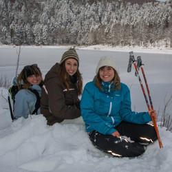 Balade spéciale Saint-Sylvestre et Nouvel An au Lac Blanc  - Nos coups de coeur  - Destination Sport Nature