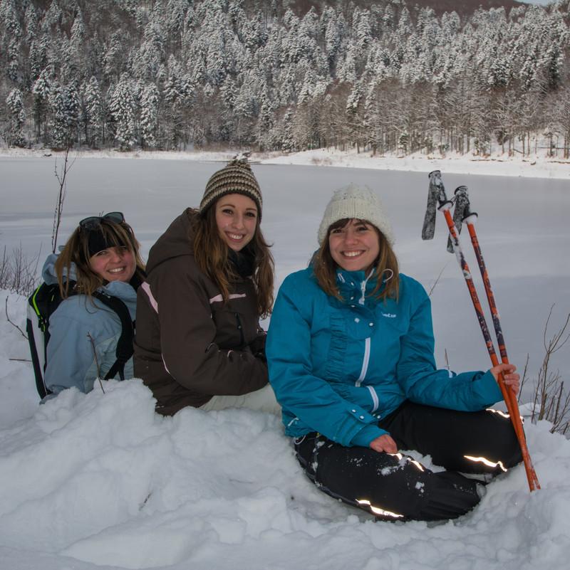 Balade spéciale Saint-Sylvestre et Nouvel An au Lac Blanc  - Nos coups de coeur  - Destination Sport Nature - Voir en grand