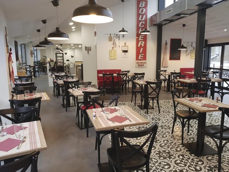 Wittmann Brand LE RESTO de votre boucherie Wittmann Brand Mulhouse salle du restaurant - Voir en grand