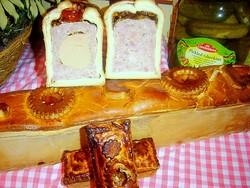 Le paté en croute boucherie wittmann brand - Traiteur - Boucherie Wittmann Brand - Voir en grand