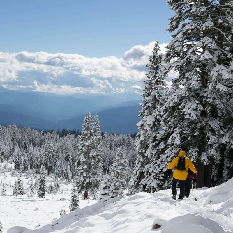 Week-end spécial Saint-Sylvestre et Nouvel An au Lac Blanc  - Balades spéciales Saint-Sylvestre - Destination Sport Nature - Voir en grand