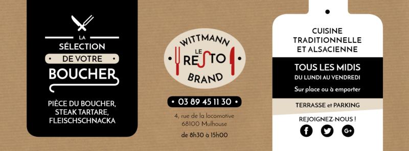 Wittmann Brand LE RESTO - Voir en grand