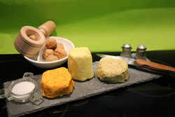 BEURRES DOUX ET PARFUMES - NOS BEURRES BARATTE - Aux saveurs des Lys - Fromages fermiers et au lait cru - Voir en grand