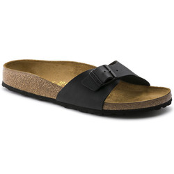 MADRID HOMME BLACK BIRKENSTOCK - BIRKENSTOCK HOMME - STOCKS AMERICAINS - Voir en grand