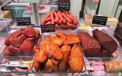 Boucherie Wittmann Brand saucisse à croquer à la volaille et spécialités au piment d'Espelette - Voir en grand