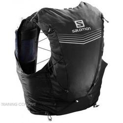 SALOMON SAC ADV SKIN 5 SET BLACK - Voir en grand