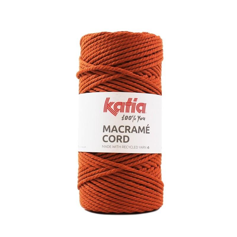 Macramé Cord - LAINE KATIA - AU DE A COUDRE - Voir en grand