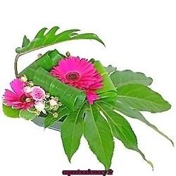 composition florale 1 - Voir en grand