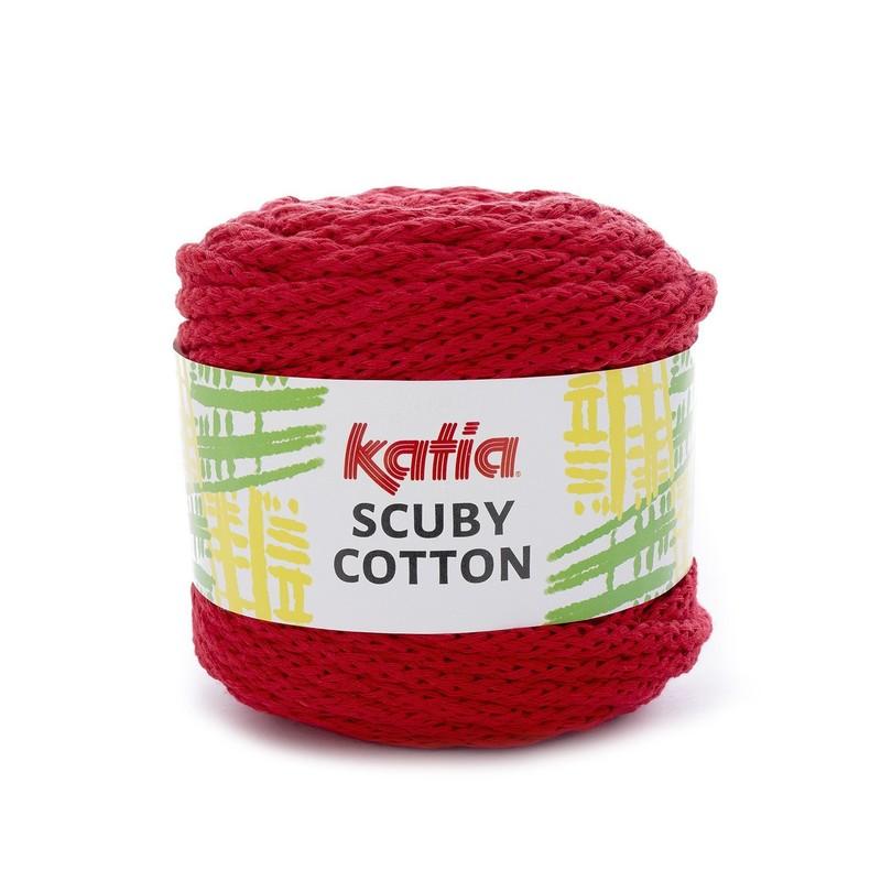 SCUBY COTTON - LAINE KATIA - AU DE A COUDRE - Voir en grand