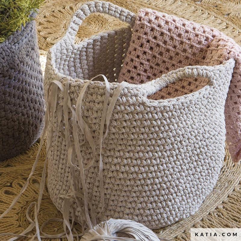 patron-tricoter-tricot-crochet-habitat-corbeille-ou-cabas-printemps-ete-katia-6124-34-g.jpg - Voir en grand
