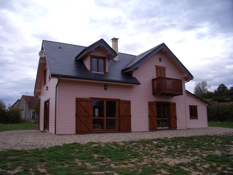 Location Chalet en Morvan - 12-14 personnes - Location de Chalets - SARL MARCHAND - Voir en grand