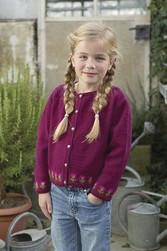 Gilet modèle enfant
