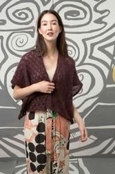 Chale modèle femme Mohair Luxe