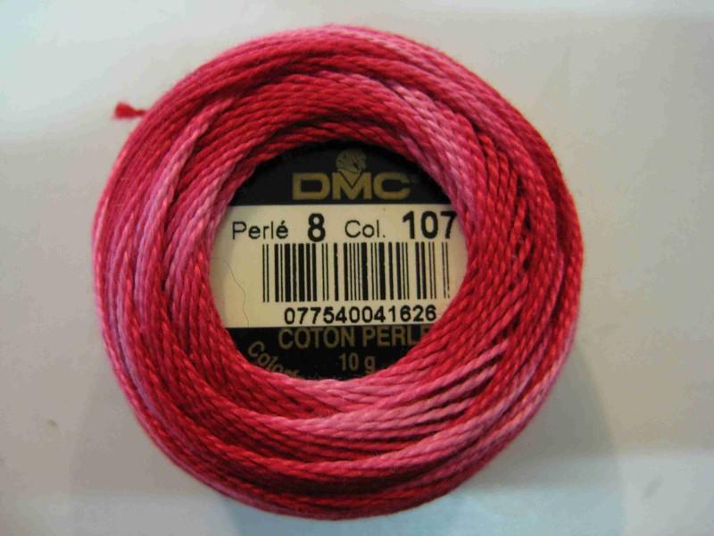 coton perlé DMC n° 8 - Voir en grand
