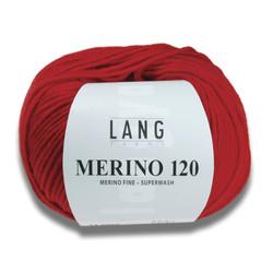 MERINO 120 - LAINE LANG - AU DE A COUDRE