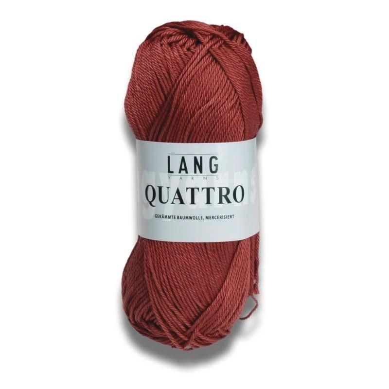 Pelote de laine Quattro - Voir en grand
