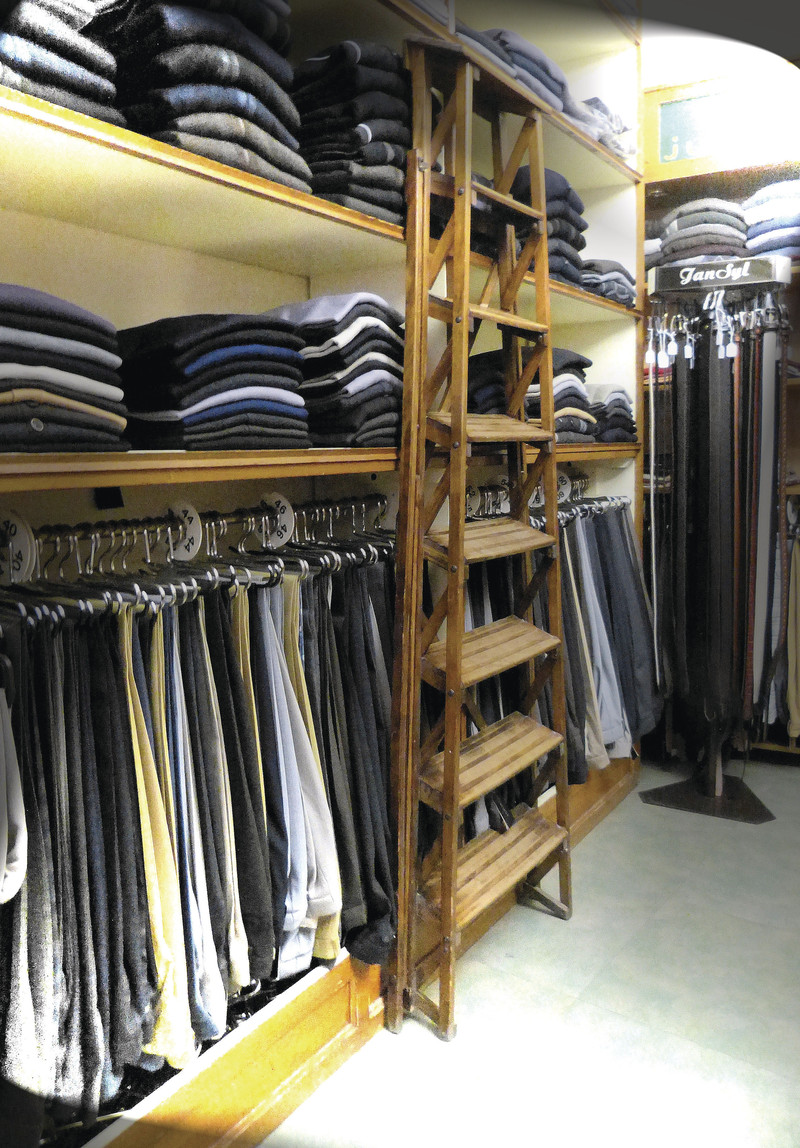 Vêtements - chaussures BERGER Nevers -Les pantalons -  - VETEMENTS ET CHAUSSURES BERGER - Voir en grand