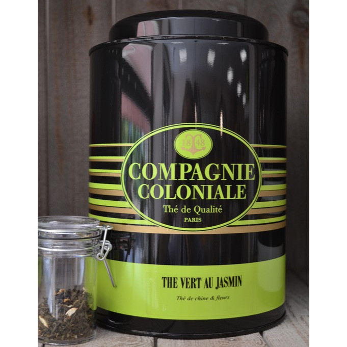 Thé Vert au Jasmin - Thé Vert au Jasmin - BONBONS SERVICE - Voir en grand