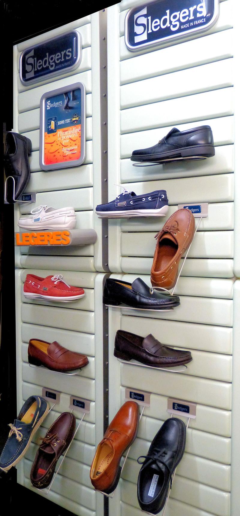 Les chaussures - Voir en grand