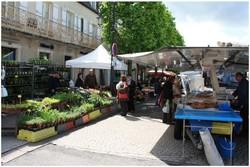 Marché de Cosne Cours sur Loire 4