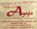 LIBRAIRIE Agapè