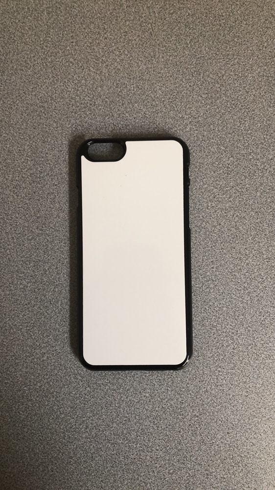 Coque IPhone 6 rigide noire