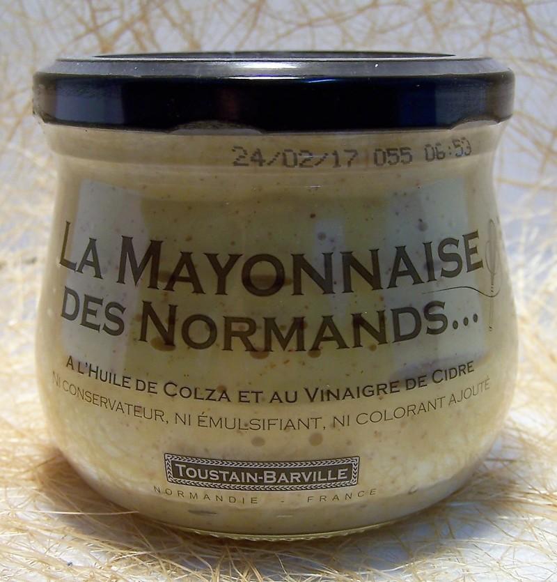 La mayonnaise des normands - Condiments - La Cave d'Orgueil - Voir en grand
