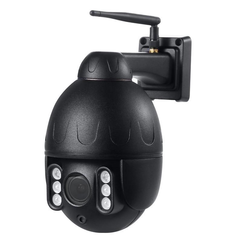 SD07W - Caméras filaires ou Wifi - Interface et Gestion - Voir en grand
