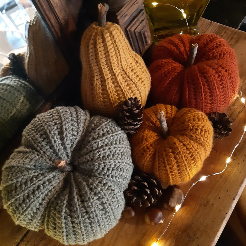 Citrouille, Butternut - Décorations - Happytodo - Voir en grand