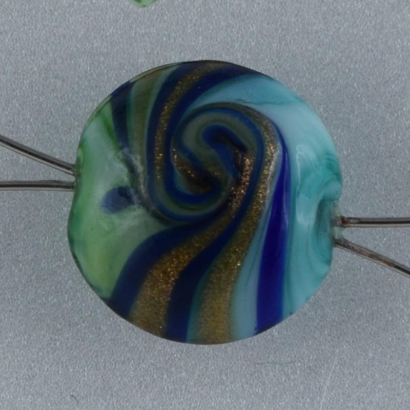 collier Bonbon Bleu  4vert.jpg - Voir en grand