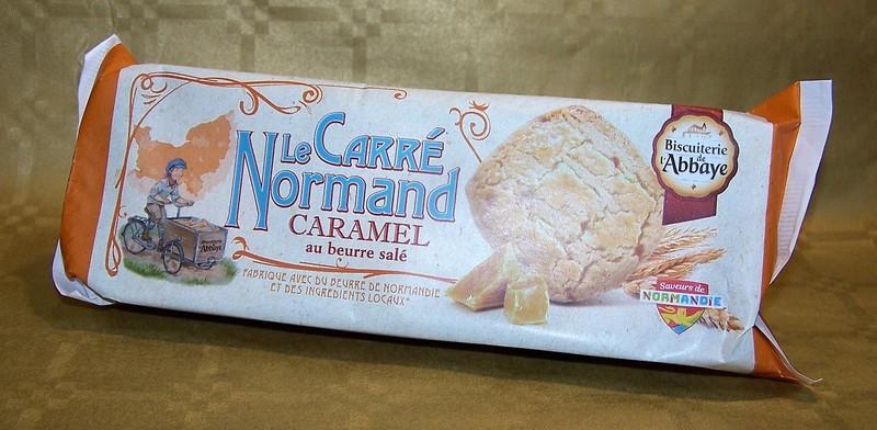 Le Carré Normand caramel au beurre salé - Biscuits - La Cave d'Orgueil - Voir en grand