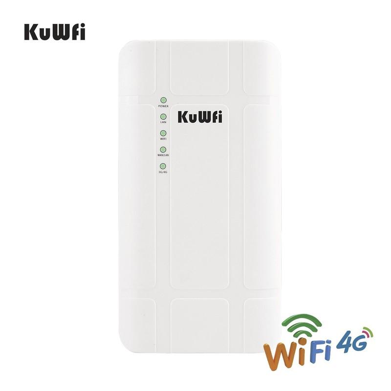 Kit routeur 4G - Routeur 4G - Interface et Gestion - Voir en grand