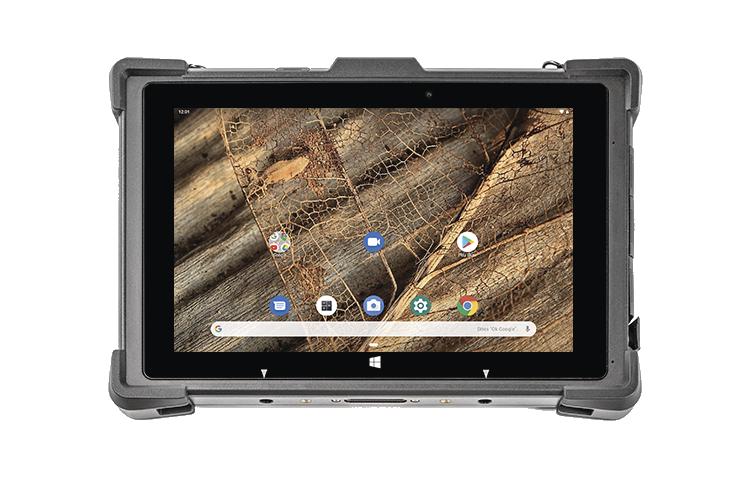 Tablette durcie Co-Worker CW8W - 8 pouces - IP65 - Tablette Durcie IP65 - CMEI - Voir en grand