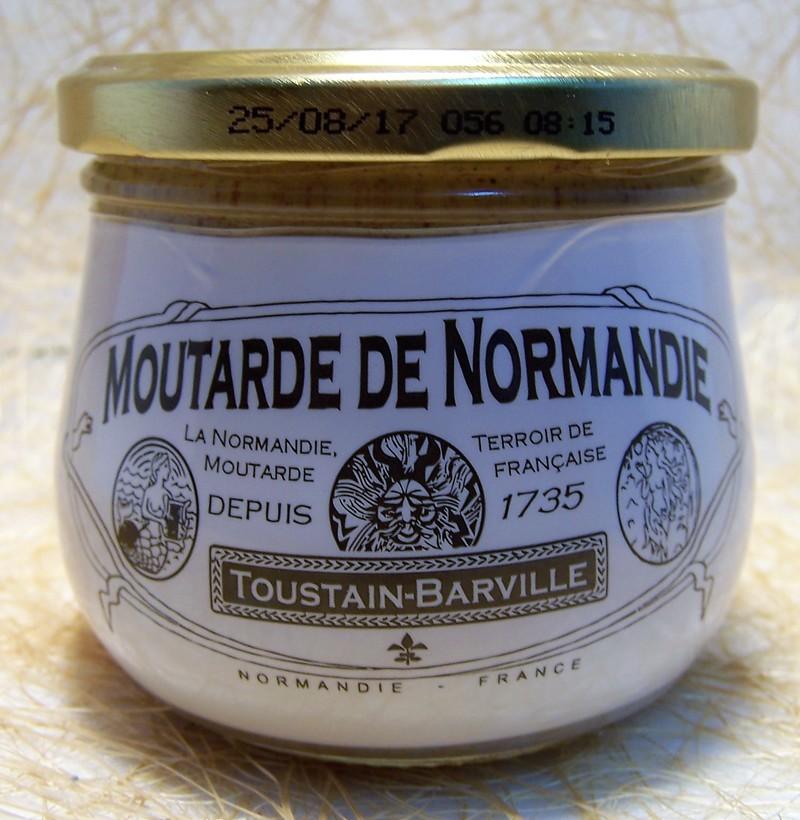Moutarde de Normandie - Condiments - La Cave d'Orgueil - Voir en grand