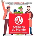 Boutique associative Artisans du monde Alençon