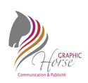 Horse Graphic  - Isabelle Chanu